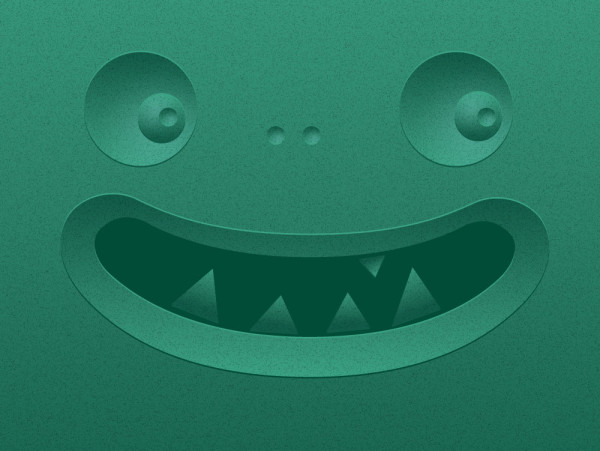 toothy-vector-face4