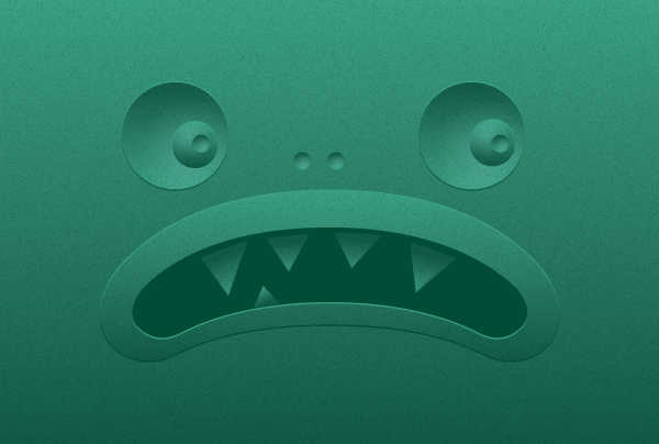 toothy-vector-face